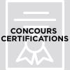concours et certification