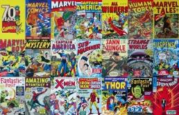 Super heros comics