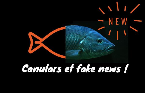 Canulars et fake news