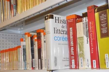 Collections litterature asiatique