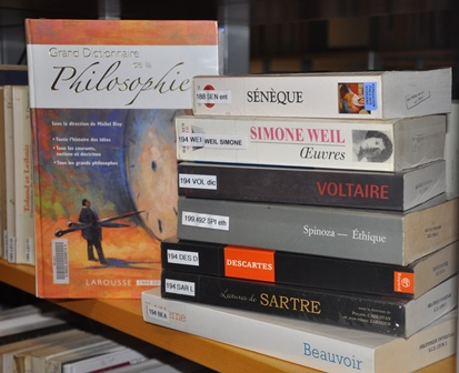 Collections philosophie