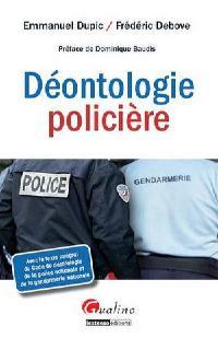 Déontologie policière