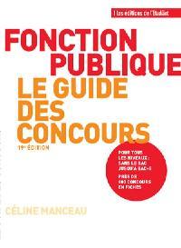 Fonction publique : le guide des concours