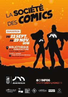 La societe des comics