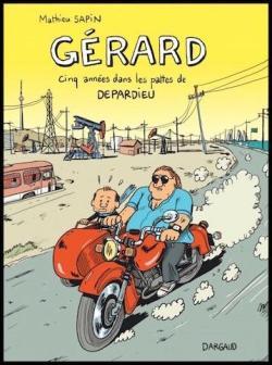 Cinq années Depardieu