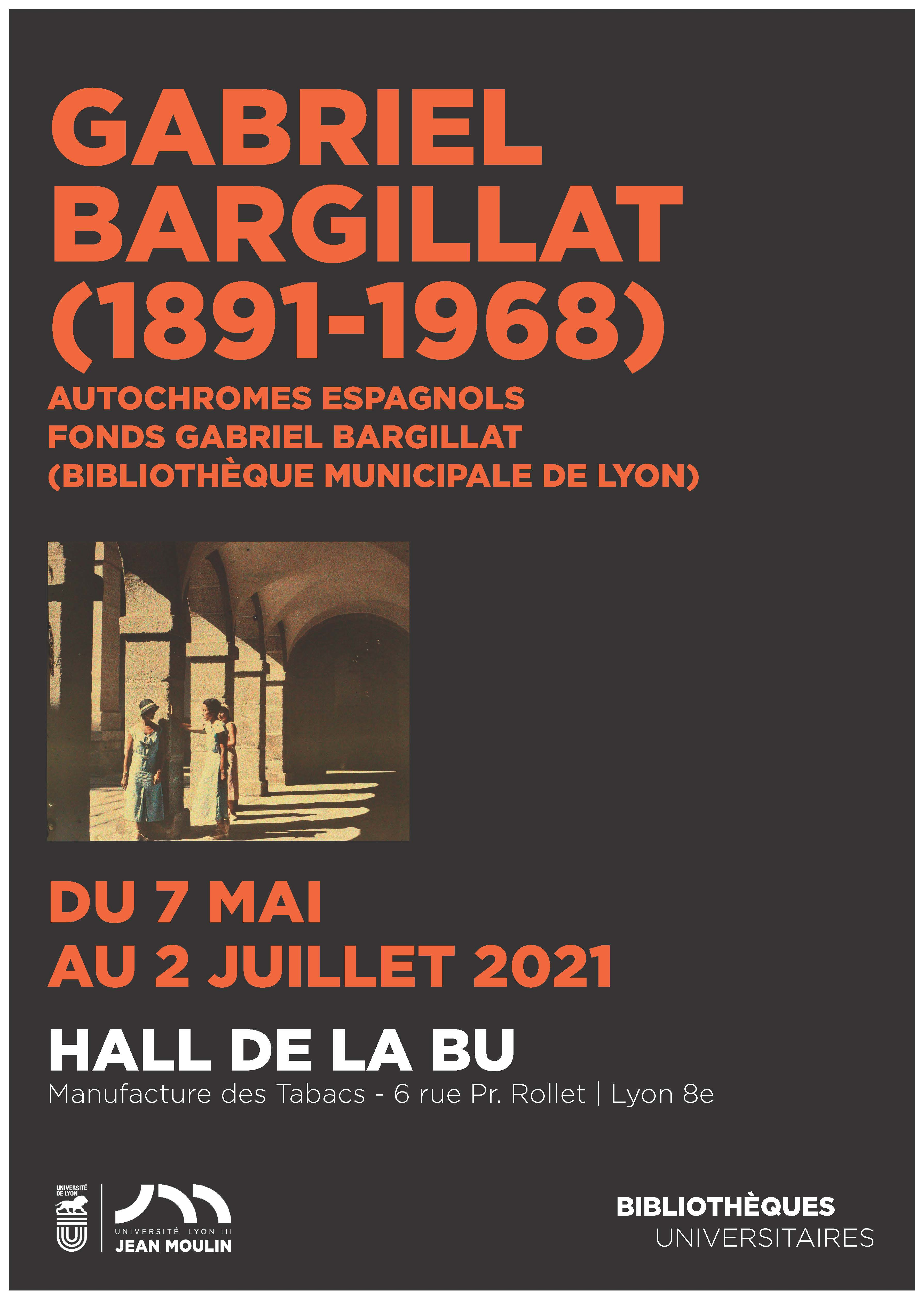 Gabriel Bargillat (1891-1968), Autochromes espagnols