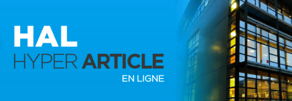 Accès au portail HAL de Lyon 3