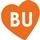 coeur orange bu