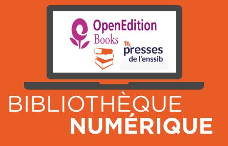 Openedition Books Presses de l'Enssib