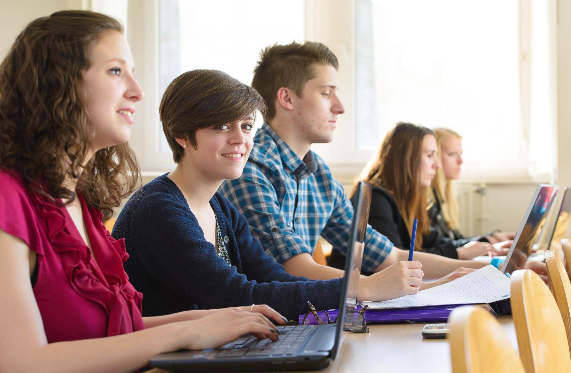 Etudiants en finance