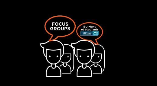 Focus groups étudiants IAE