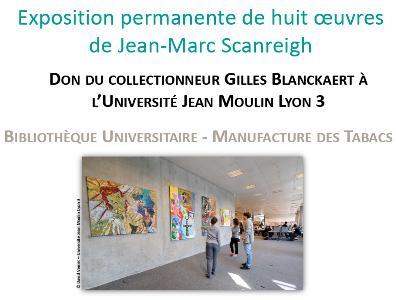 Oeuvres de Jean-Marc Scanreigh
