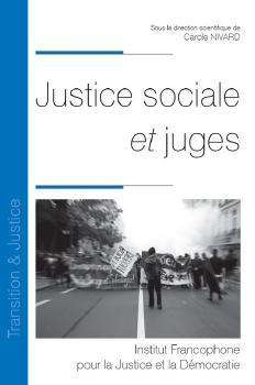 Justice sociale et juge