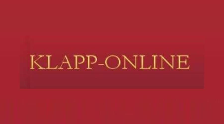 Klapp on line