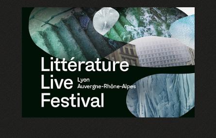 Litterature live festival