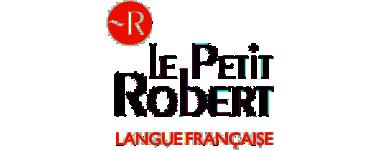 Logo Le Petit Robert