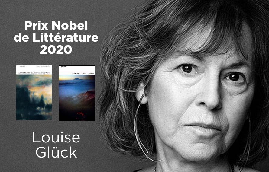 Louise Gluck, prix Nobel de littérature 2020