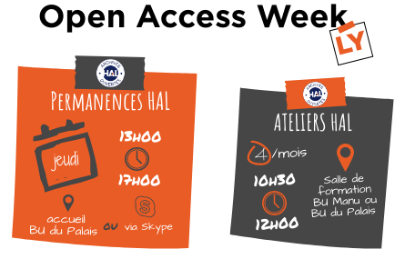 Open Access Week'LY