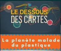 la planète malade du plastique
