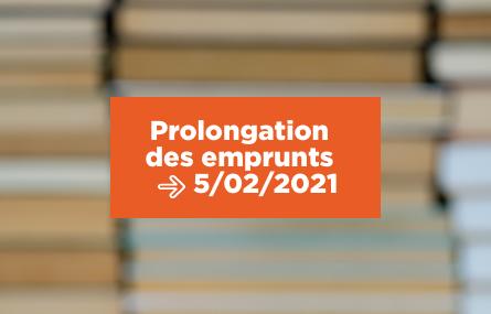 prolongation emprunt 5/02