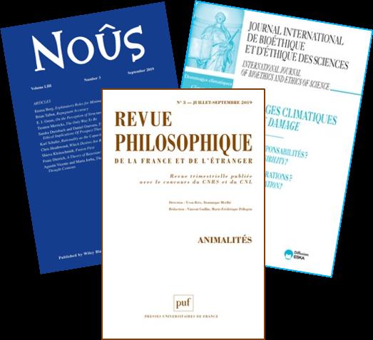 revues de philosophie